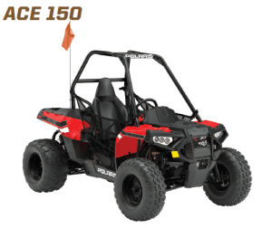 polaris ace 150 youth