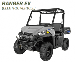 polaris ranger ev electric vehicle