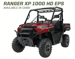 polaris ranger 1000 xp hd eps