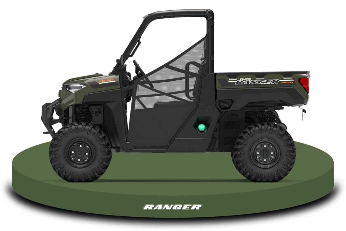 Polaris Ranger Diesel >> New Polaris Ranger Diesel Hd Eps 2019